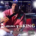 Jabo - Alabama Talkin mixtape cover art