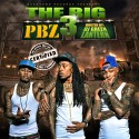 PBZ - The Big 3 mixtape cover art