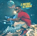 2 Pistols - Arrogant mixtape cover art