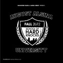 August Alsina - August Alsina University mixtape cover art