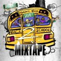 Back 2 School Mixtape mixtape cover art
