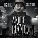 Big Dre - Andre The Giant mixtape cover art