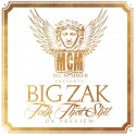 Big Zak - Talk That Shit (The Preview) mixtape cover art