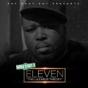 Eleven - The Lazarus Theory mixtape cover art