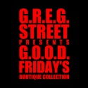 G.O.O.D. Friday's Boutique Collection mixtape cover art