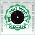 Greg Street University mixtape cover art