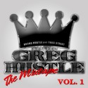 Greg Hustle mixtape cover art