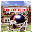 Homecoming 2010 mixtape cover art
