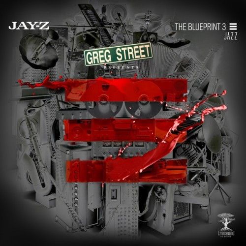 Jay-Z - The Blueprint 3 Jazz Mixtape