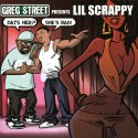 Lil Scrappy - Dat's Her? She's Bad! mixtape cover art