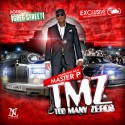 Master P - TMZ (Too Many Zeros) mixtape cover art