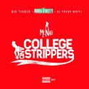 McNab - College And Strippers mixtape cover art