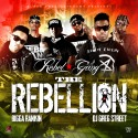 Rebel Gang - Rebellion mixtape cover art