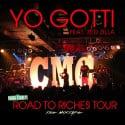 Yo Gotti - Road To Riches Tour mixtape cover art