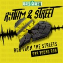 Rythm & Street Aka Young R&B mixtape cover art
