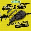 Rythm & Street Aka Young R&B mixtape cover art