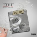 SaySo - Vol. 100 mixtape cover art