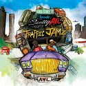 Scotty ATL - Traffic Jamz mixtape cover art