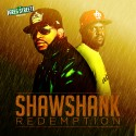 Shawshank Redemption mixtape cover art