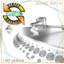 Street Rotation June 2014 Edtion mixtape cover art