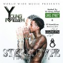 Young Memph - Stereotype mixtape cover art