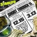 Starlito - The Tenn-A-Keyan 3.5 (I'll Shoot Through Ya) mixtape cover art