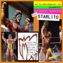 Starlito - Ultimate Warrior mixtape cover art
