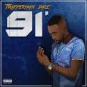 TrapperMan Dale - 91 mixtape cover art