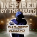Inspired By The South, Vol. 14 (Hosted by G-Mack) mixtape cover art