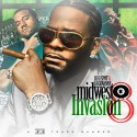 Midwest Invasion 8 mixtape cover art