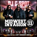 Midwest Invasion 11 (Hosted By The LEP Bogus Boyz) mixtape cover art