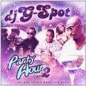 Party Hour, Vol. 2 mixtape cover art