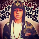 Devon Tracy - Way With Words mixtape cover art