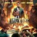 King Kong Returns (50 Cent) mixtape cover art