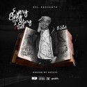B.Shot - Everybody Got A Story 2 Tell mixtape cover art
