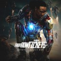 Front Row Tickets 6 (Iron Man Edition) mixtape cover art