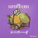 Guy's SuperFriends mixtape cover art