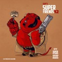 Guy's SuperFriends 12 mixtape cover art