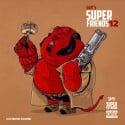 Guy's SuperFriends 12 mixtape cover art