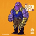 Guy's SuperFriends 13 mixtape cover art