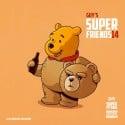 Guy's SuperFriends 14 mixtape cover art