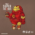 Guy's SuperFriends 3 mixtape cover art