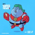 Guy's SuperFriends 4 mixtape cover art