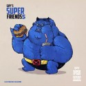 Guy's SuperFriends 5 mixtape cover art