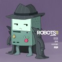 Robots, Vol. 11 mixtape cover art