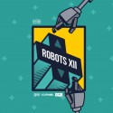 Robots, Vol. 12 mixtape cover art