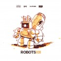 Robots, Vol. 13 mixtape cover art