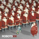 Robots, Vol. 16 mixtape cover art