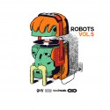 Robots, Vol. 5 mixtape cover art