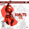 Robots, Vol. 8 mixtape cover art